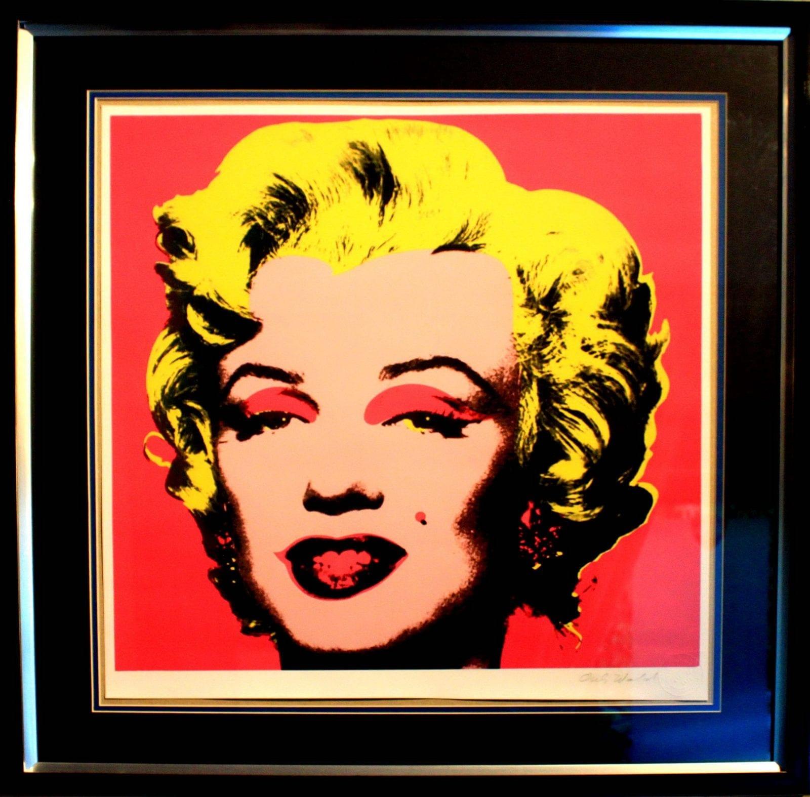 ANDY WARHOL - ArtXpert București prezintă: Affordable Art Sale