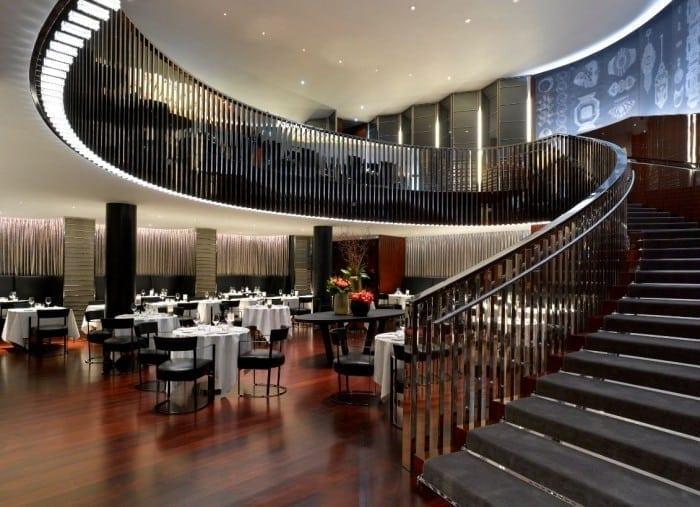 Bulgari London 700x507 - Designers' restaurants