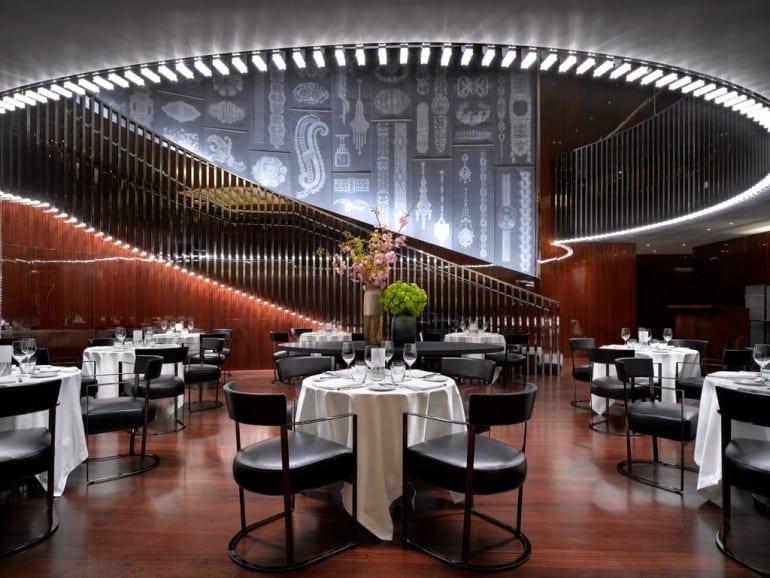 Bulgari London1 770x578 - Designers' restaurants