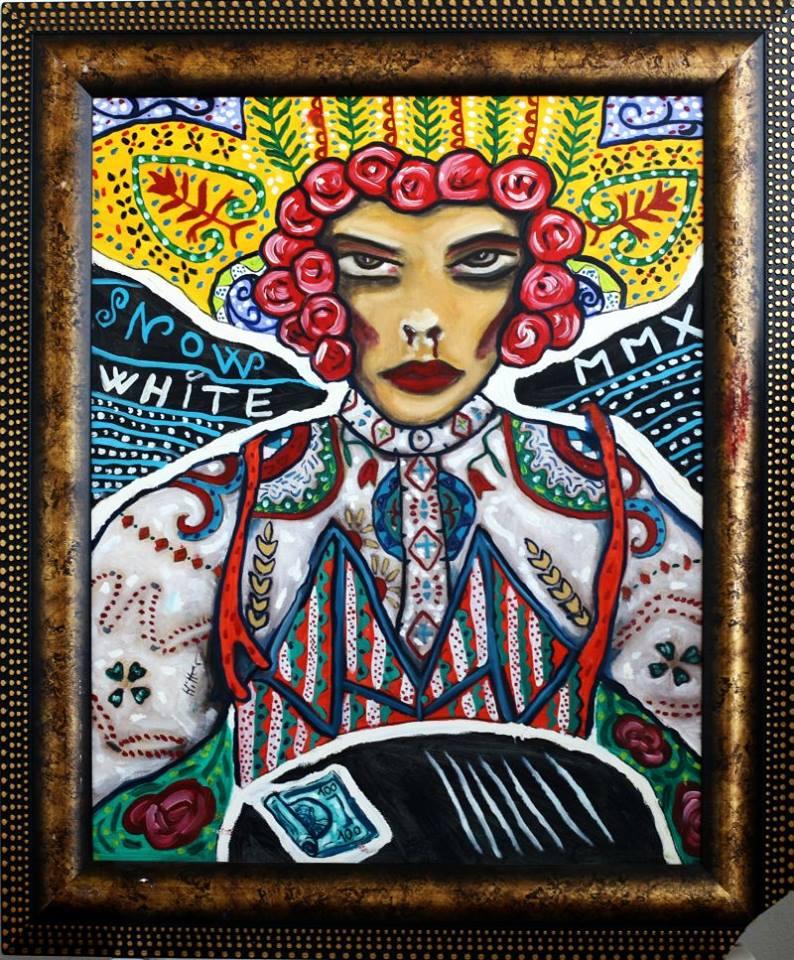 PAUL HITTER - ArtXpert București prezintă: Affordable Art Sale