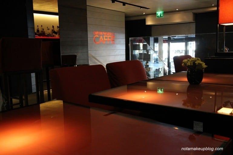 e a caffe indoor 770x513 - Designers' restaurants