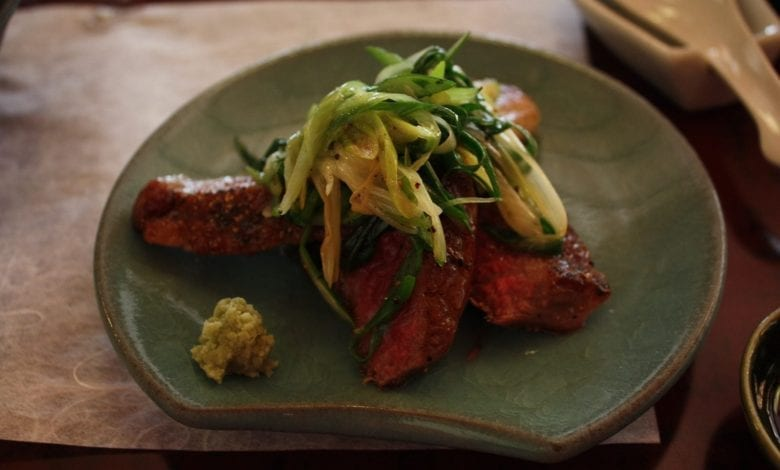 Ohmi beef – Delicatesa imperială