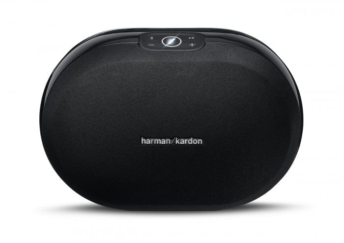 Harman Kardon Omni 20 Black (Front View)