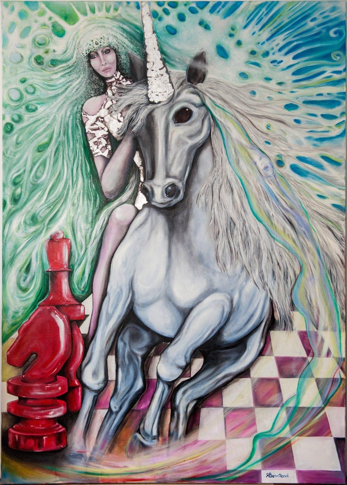 Rodica Benintendi – Arta ce se înalță peste timp