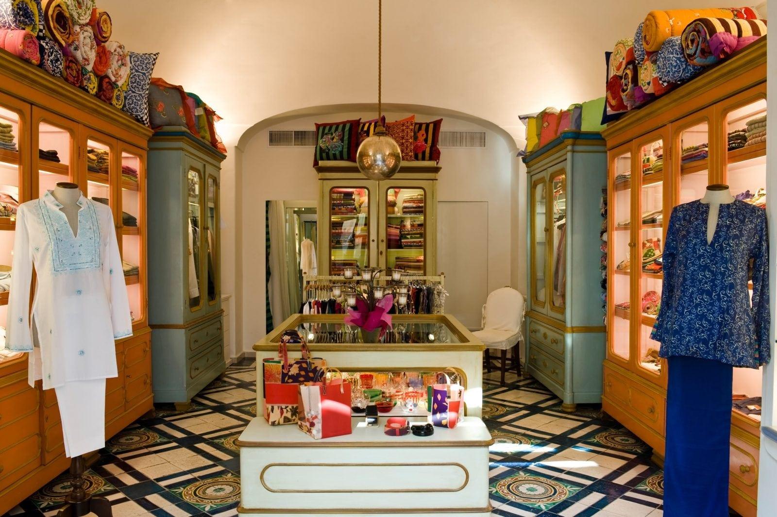 Emporio 05 - Le Sirenuse, Positano - istorie și ospitalitate italiană