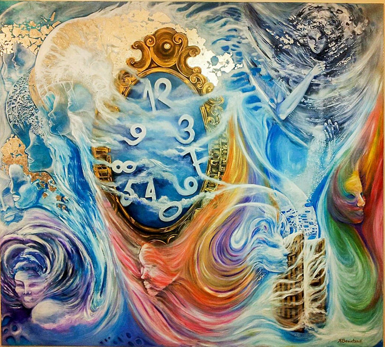 IMG 20150526 WA0012 - Rodica Benintendi – Arta ce se înalță peste timp