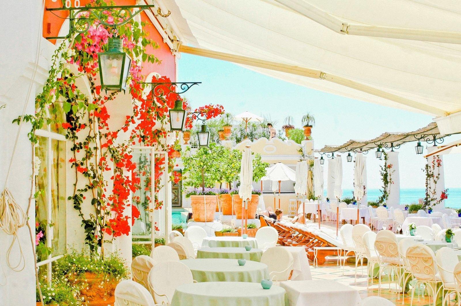Le Sirenuse15 - Le Sirenuse, Positano - istorie și ospitalitate italiană