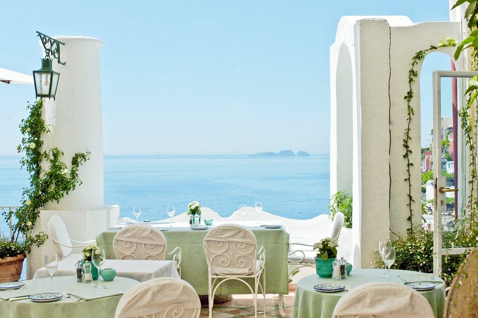Le Sirenuse20 - Le Sirenuse, Positano - istorie și ospitalitate italiană