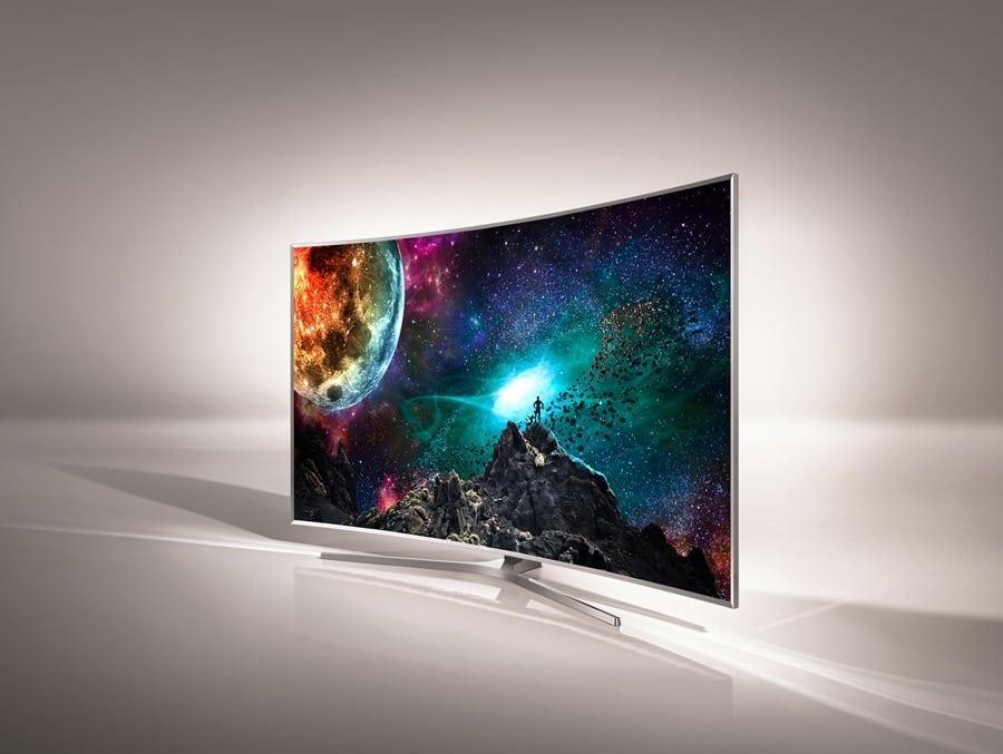 Samsung SUHD - Samsung a lansat prima Galerie de Artă SUHD