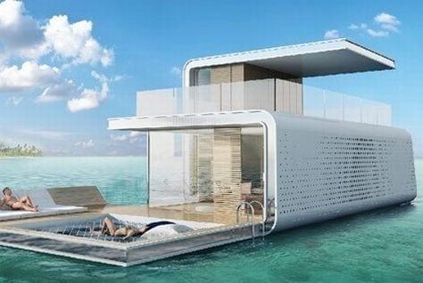 dubai2 - Vilele subacvatice – un nou proiect în Dubai