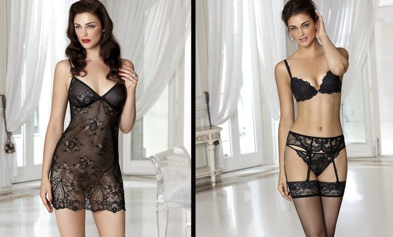 Pure Lingerie Boutique prezintă tendințele de primăvară/vară 2015