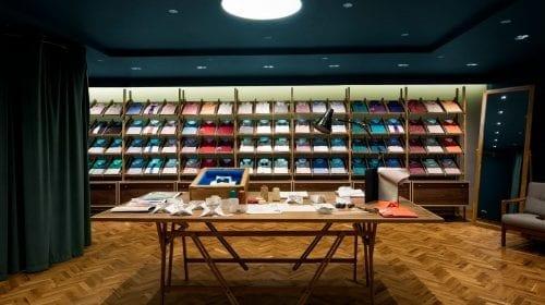 Braiconf, în cadrul galeriilor comerciale The Grand Avenue din JW Marriott