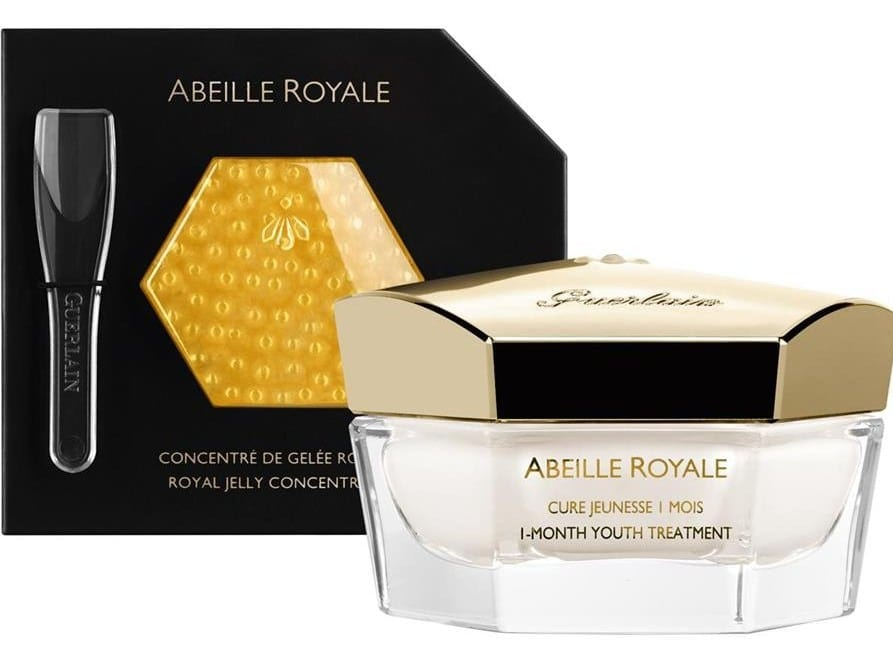 Guerlain Abeille Royale Gelee Royale Konzentrat 1 Month Youth Treatment 43935 e1439977316186 - Prof. Robert Olorenshaw - Despre managementul brandurilor de lux