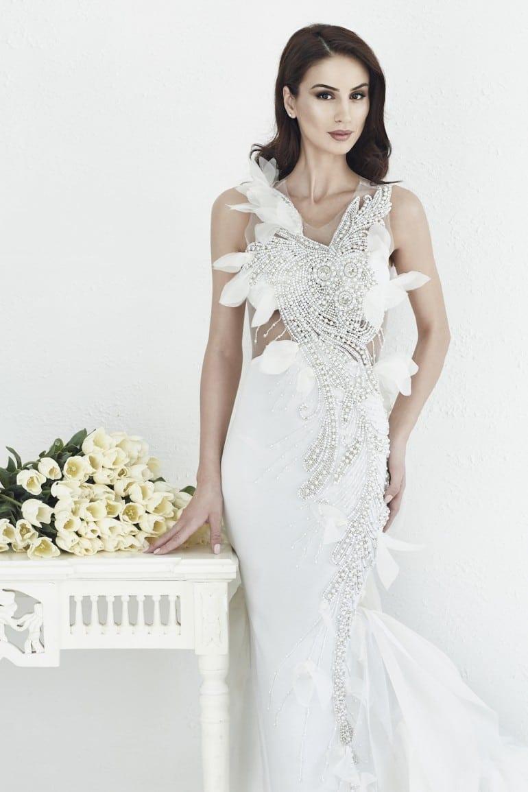"""Marie Olie8858 770x1155 - Marie Ollie prezintă colecția Marriage """"extravaganza"""""""