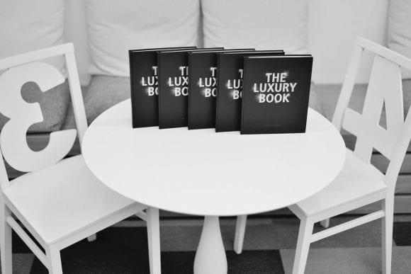 THE LUXURY BOOK – primul manual din România despre industria luxului