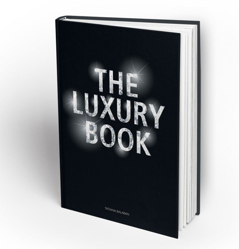 Hardcover Book MockUp 770x804 - THE LUXURY BOOK – primul manual din România despre industria luxului