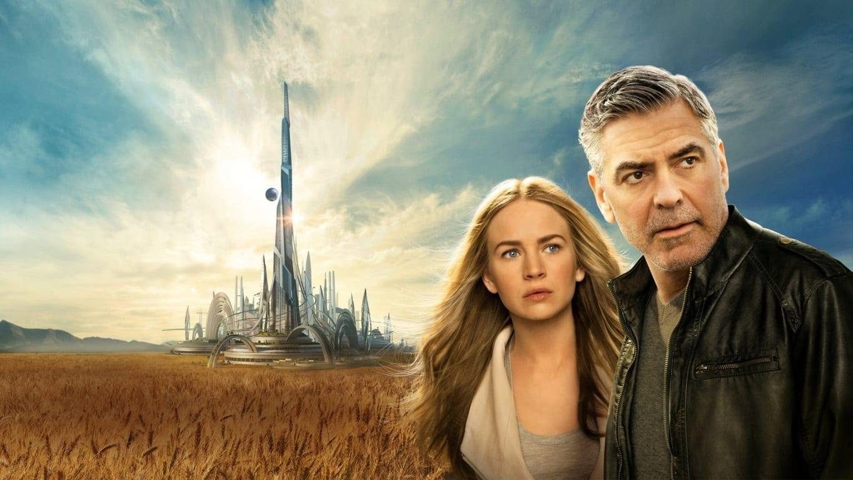 George Clooney poartă un OMEGA vintage în Tomorrowland