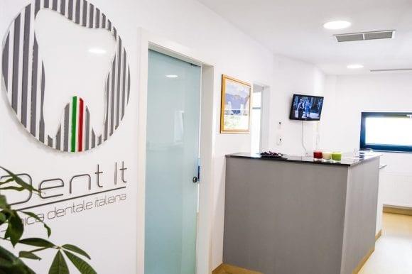 Dent It – Clinica Dentale Italiana, în București