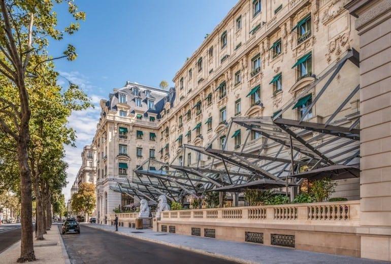 The Peninsula Paris Avenue Kléber 770x521 - The Peninsula Paris – o comoară pariziană de sute de ani