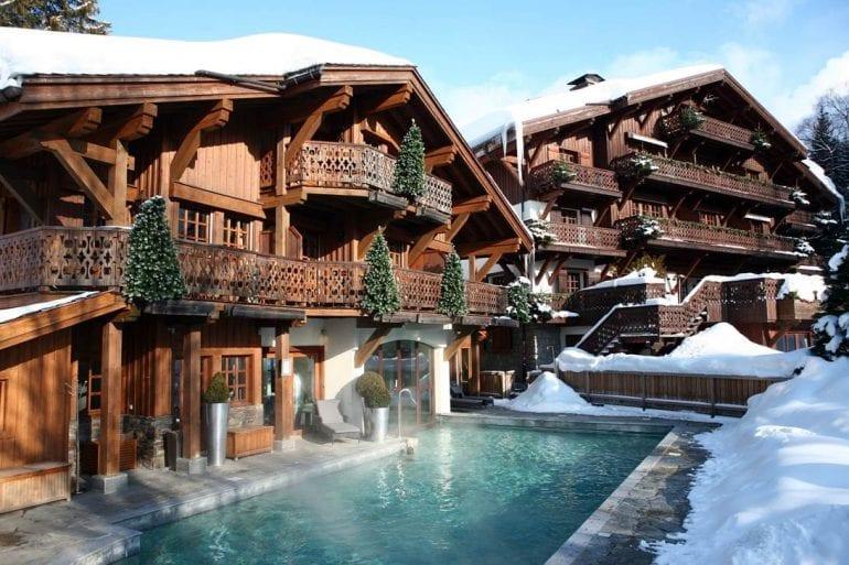 hoteldomaindumontdarbois sejur megeve 770x513 - Top destinaţii de iarnă recomandate de Trip Tailor