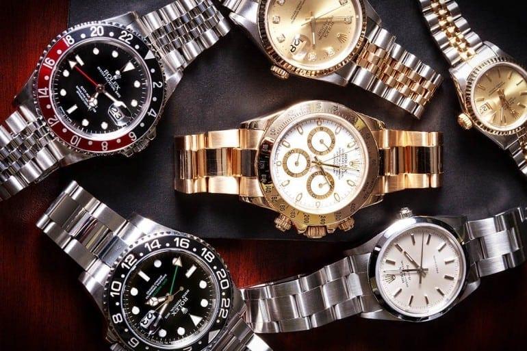 2rolex watches 770x513 - 10 lucruri pe care trebuie să le ştii despre ceasurile Rolex