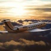 Gulfstream G650 21 170x170 - Gulfstream - Singur deasupra norilor