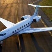Gulfstream G650 MOST EXPENSIVE JETS 5 170x170 - Gulfstream - Singur deasupra norilor