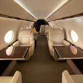 Private Jet Interior Gulfstream 10 170x170 - Gulfstream - Singur deasupra norilor