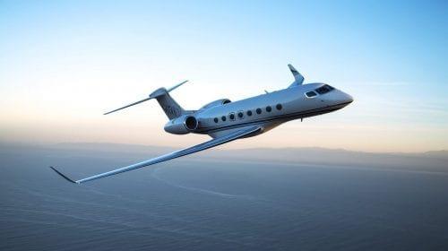 Gulfstream – Singur deasupra norilor