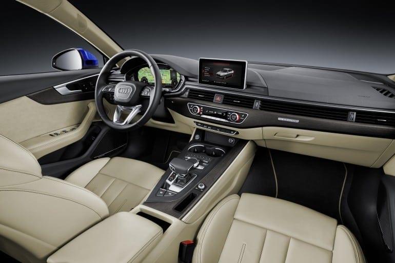 Audi A4 2.0 TFSI quattro 6