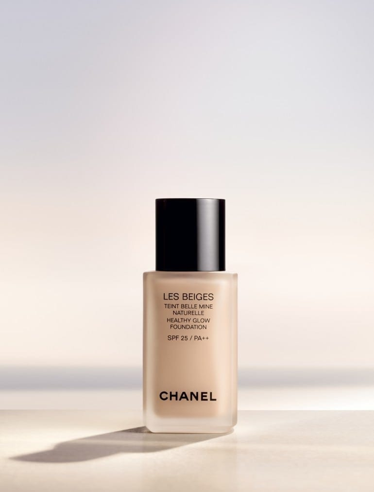 CHANEL LES BEIGES2 770x1012 - Les Beiges by Chanel - Healthy Glow Foundation