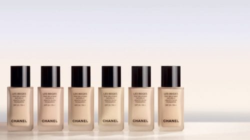 Les Beiges by Chanel – Healthy Glow Foundation
