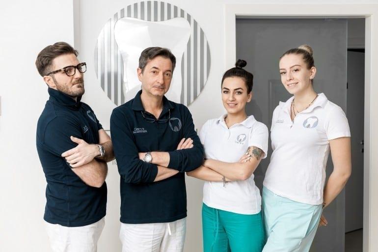 DSC 3843 770x513 - Dr. Emanuele Rosati, Dent It : Despre medicina dentară și alte pasiuni