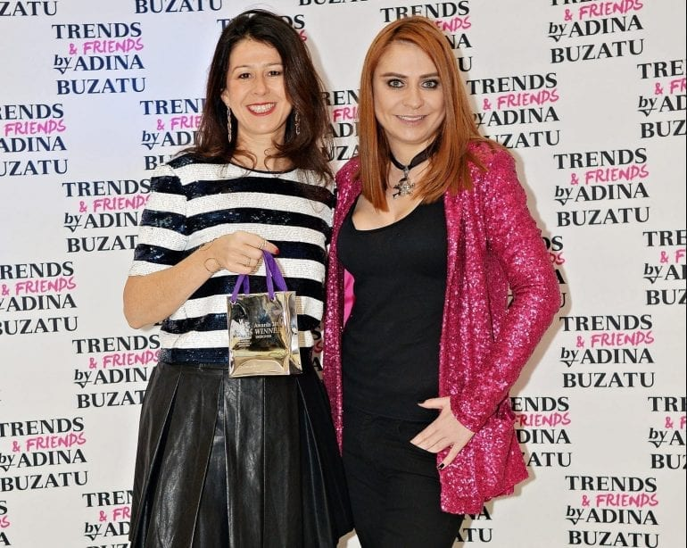 """DSC 7645 e1460367069139 770x614 - Adina Buzatu l-a adus la Bucureşti pe ,,Designerul Anului"""" din Marea Britanie"""