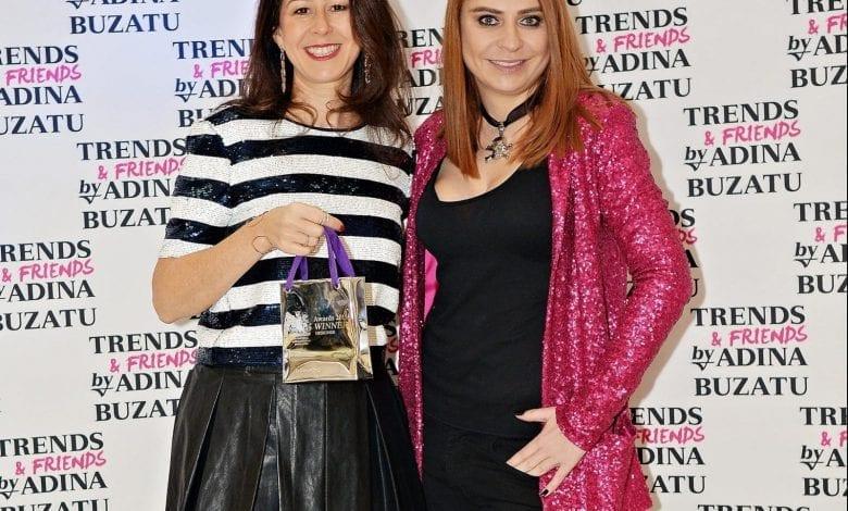 """Adina Buzatu l-a adus la Bucureşti pe ,,Designerul Anului"""" din Marea Britanie"""