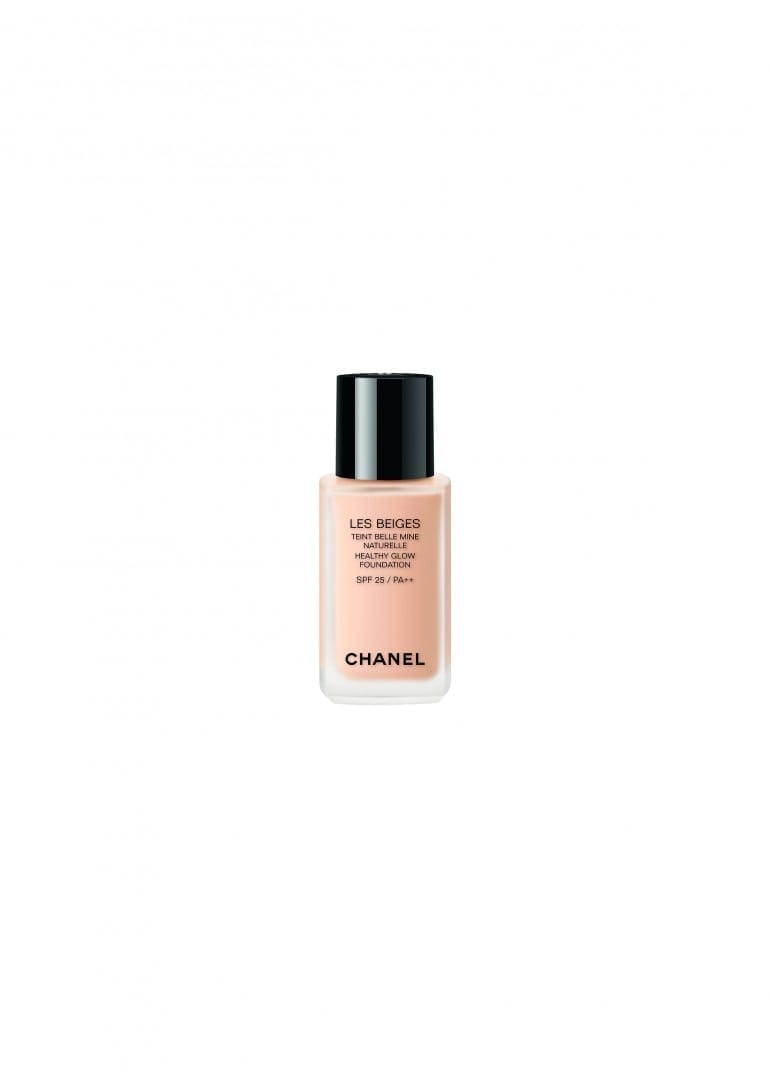LES BEIGES 12ROSE 770x1078 - Les Beiges by Chanel - Healthy Glow Foundation