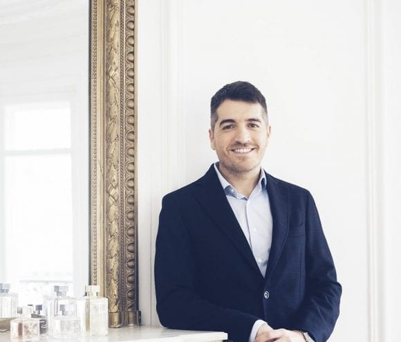 Marc Chaya  – CEO şi co-fondator Maison Francis Kurkdjian