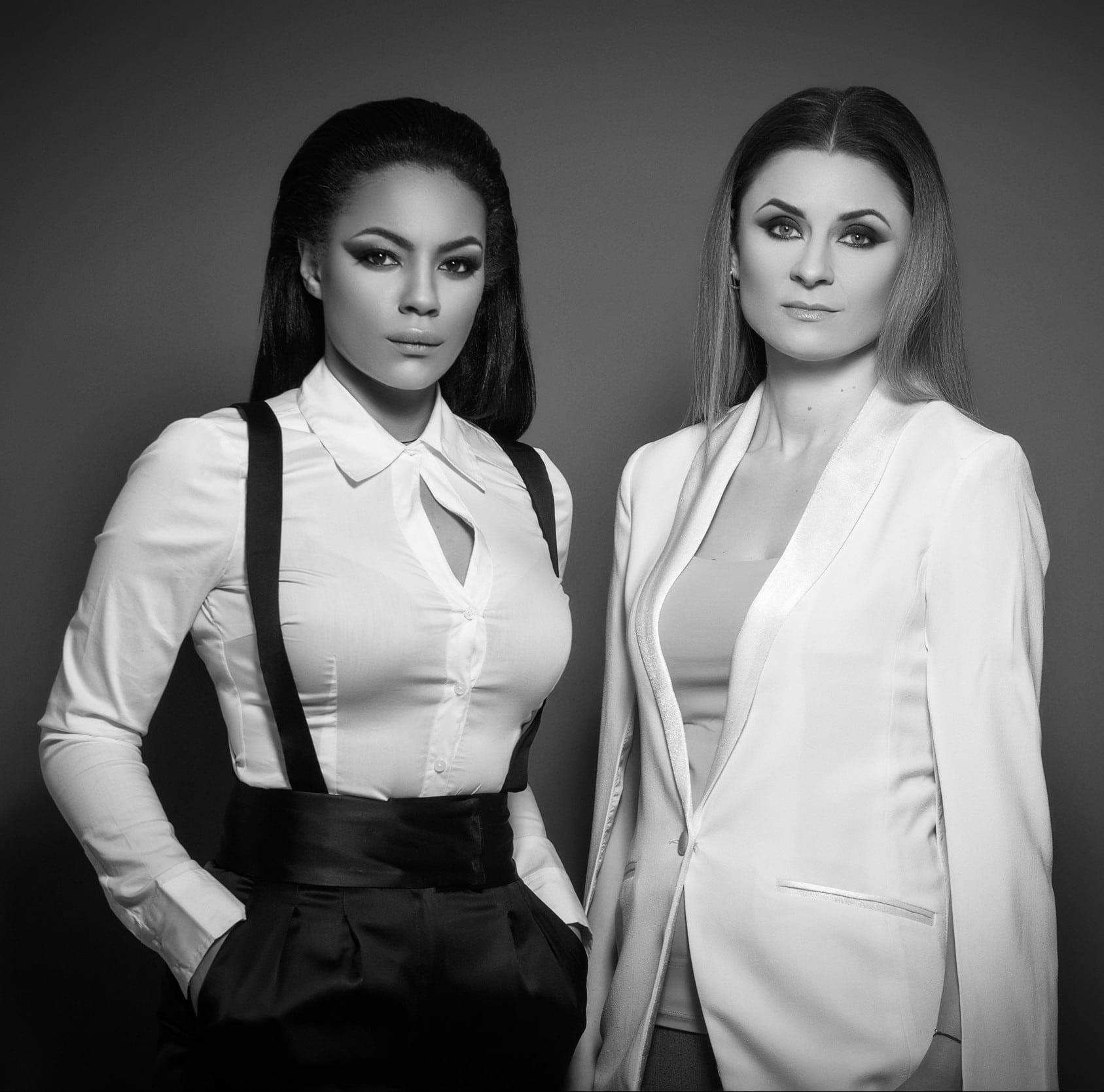 Rosalie Kanda Editor-in-chief LUXURY Ținută: Ionela Ghibuși, Elisabeta Istrate PR Manager SEPHORA