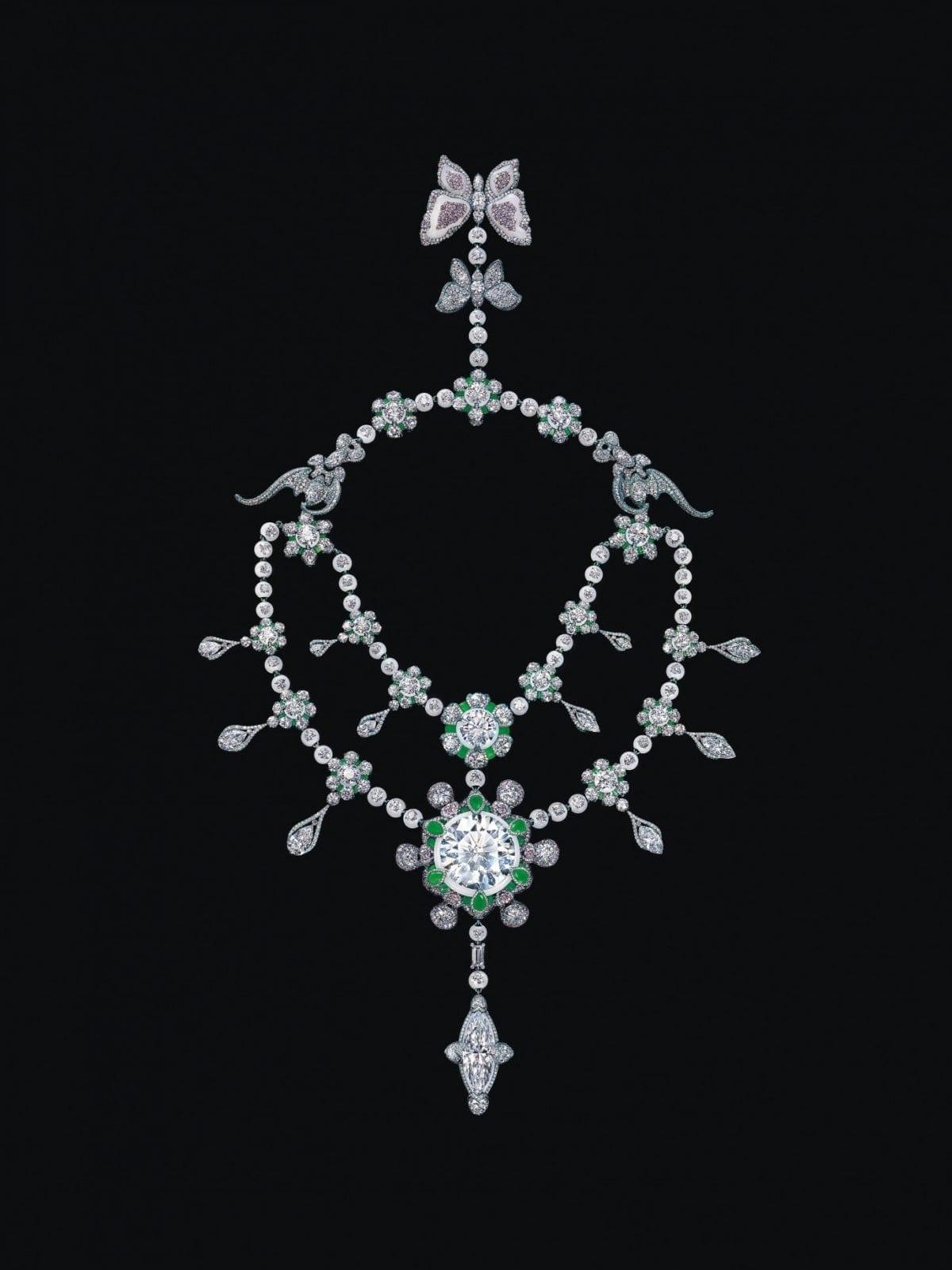 Cea mai scumpă bijuterie din lume costă 185 de milioane de euro