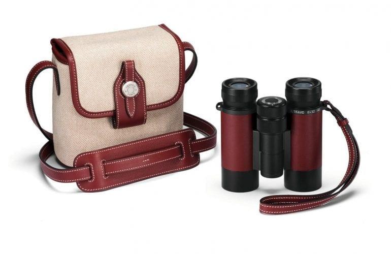 Leica Sportoptik und Hermès präsentieren Fernglas-Sonderserie