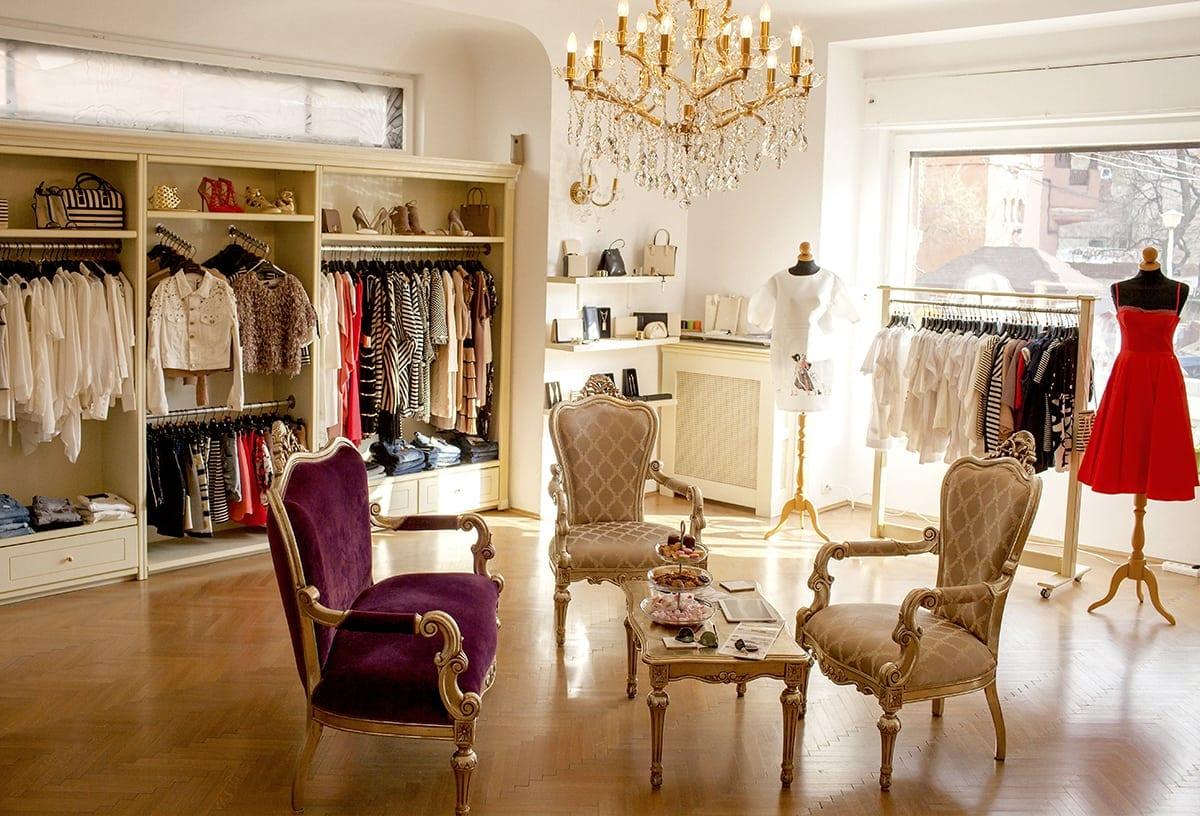 magazin - LALA BOUTIQUE - branduri exclusiviste și o experiență 360º