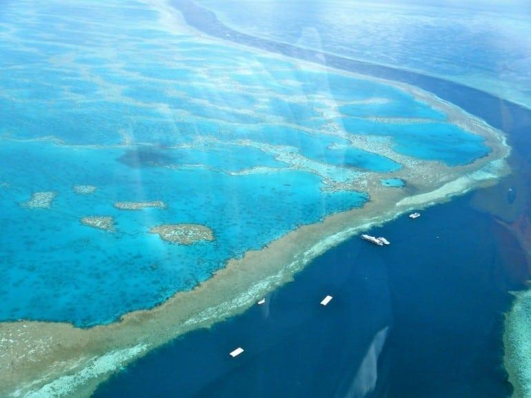 """mara bariera de corali1 770x578 - Descoperă romantismul """"Down Under"""" cu Trip Tailor – Consilierul tău privat pentru călătorii"""