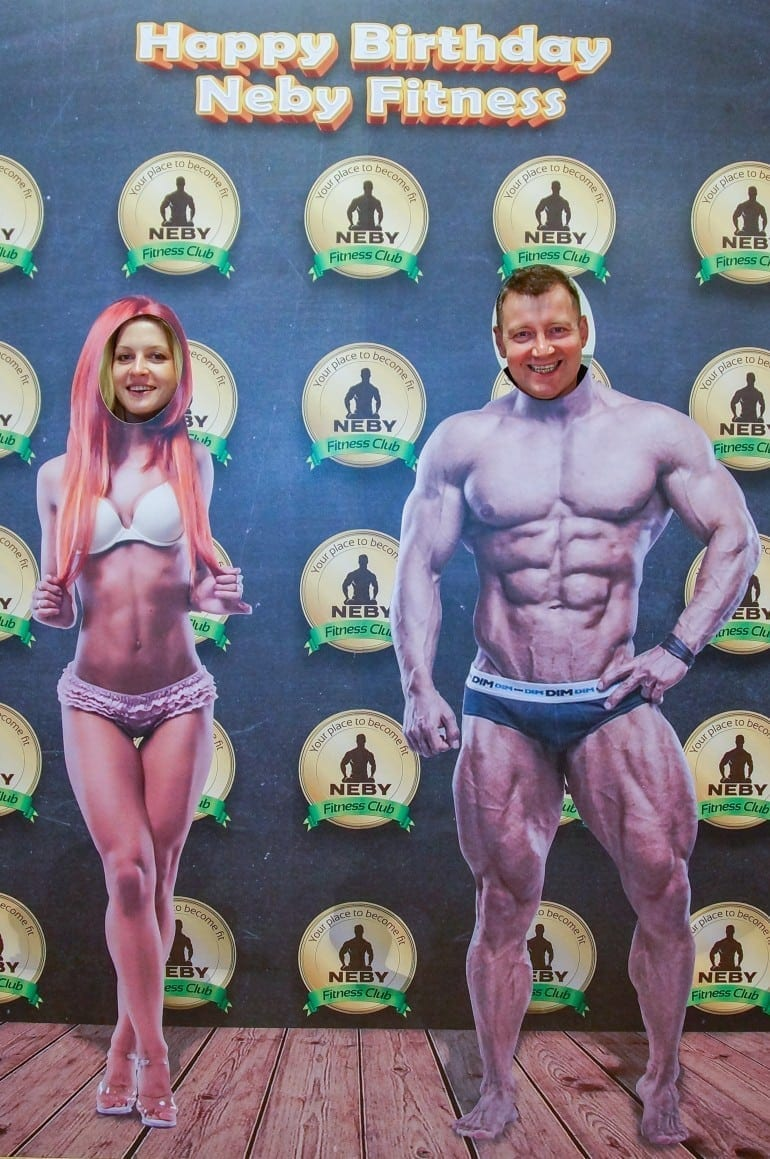 DSC06389 770x1159 - Neby Fitness Club a sărbătorit un an