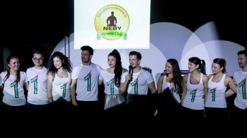 Neby Fitness Club a sărbătorit un an