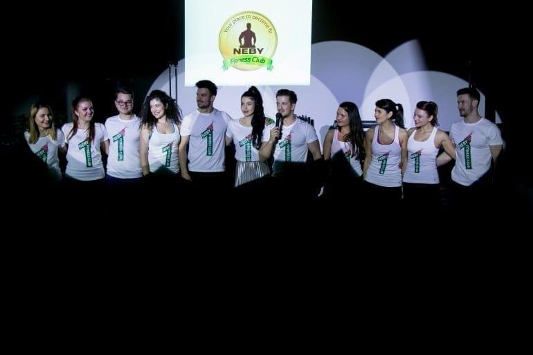 IMG 96701 770x513 - Neby Fitness Club a sărbătorit un an