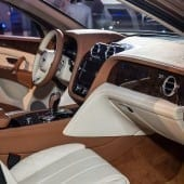Interior BentleyBentayga 170x170 - Bentley Bentayga – Momentul zero în România