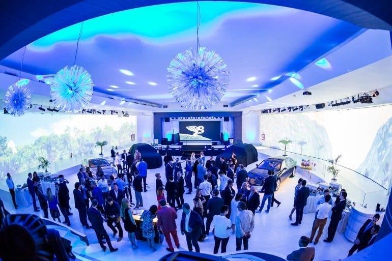 Lansare BentleyBentayga 770x513 - Bentley Bentayga – Momentul zero în România