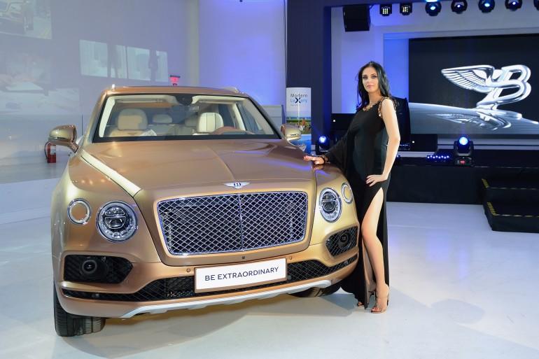 Mihaela Tudorica brand manager Bentley 770x513 - Bentley Bentayga – Momentul zero în România