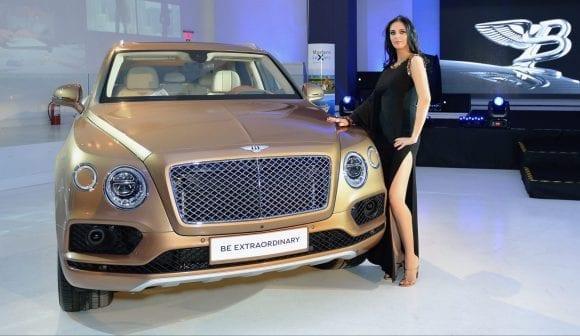 Bentley Bentayga – Momentul zero în România