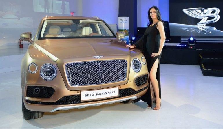 Mihaela Tudorica brand manager Bentley e1464695700377 770x447 - Bentley Bentayga – Momentul zero în România